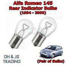 (94-00) Alfa Romeo 145 Hatch Rear Indicator Bulbs / Lights Light Bulb