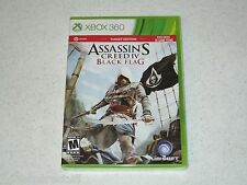 Assassin's Creed IV Black Flag Target Edition Sealed Unopened 360 FREE SHIPPING