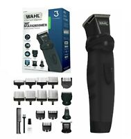WAHL Complete Hair Clipper Trimmer Shaver Hair Cutting 20Piece 360 Multi Groomer