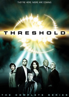 Threshold - The Complete Series DVD Factory Sealed Free Shipping