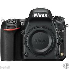 "#Cod Paypal Nikon D750 Body 24.3mp 3.2"" DSLR Digital Camera Brand New Jeptall"