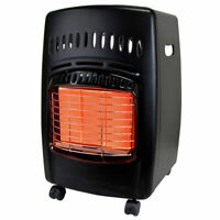 18000 BTU Cabinet Gas Portable Radiant Propane Heater Space Garage Home Indoor