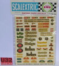 SCALEXTRIC EXIN 4239 CALCA VARIADA 1/32