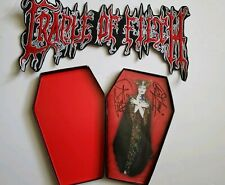 CRADLE OF FILTH - DUSK & HER EMBRACE CD BOXSET LOT &  AUTOGRAPHED BOOKLET RARE!!