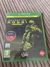 MotoGP 16 Valentino Rossi XBOX One Video Game Original UK Release Mint Condition