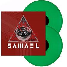 SAMAEL - HEGEMONY, ORG 2017 GERMAN GREEN vinyl 2LP, 300 COPIES! NEW - SEALED!