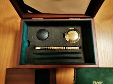 Cross 150th Anniversary Limited Edition 1996 Fountain Pen Gold Nº 2296 - F 18K
