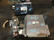 Subaru impreza ignition barrel & lock set ecu body control module GH7 HATCH 2007
