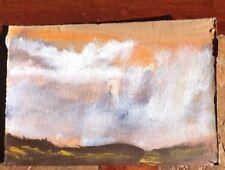 Prison art Impressionist  Oil Painting by listed artist Lawrence Larry Salander