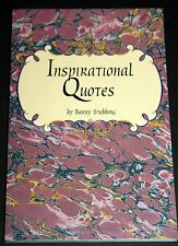 Homeschool Inspirational Quotes Book Barry Stebbing