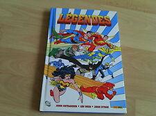 LEGENDES DC COMICS
