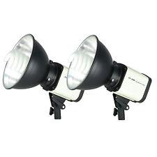 300W DynaSun 2x CY25W Photo Studio Light Lighting with Daylight Fluorescent Bulb