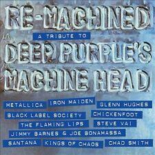 Re-Machined: Deep Purple Tribute, New Music