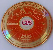 2003 2004 2005 Honda Accord / Acura TSX Navigation System OEM DVD Map v.3.50