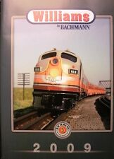 WILLIAMS BY BACHMANN CATALOG 2009