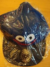 OFFICIAL DRAGON QUEST BLUE SMILE SLIME CAP BUILDERS HEROES - NEW AND SEALED