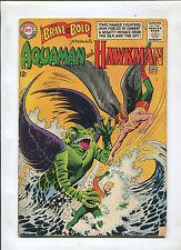 BRAVE AND THE BOLD #51 (4.5) PREDATES HAWKMAN #1