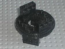 RARE LEGO technic black TURNTABLE ref 2855 & 2856 / set 8480 8446