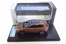Nissan X-Trail 2014 - orange - PREMIUM X 1:43 DIECAST MODEL CAR PRD419