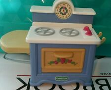 Fisher Price Briarberry Kitchen Set # 71463 Year 1998