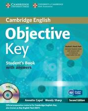 Objective: Objective Key Pack by Annette Capel (2012, CD / CD-ROM, Student...