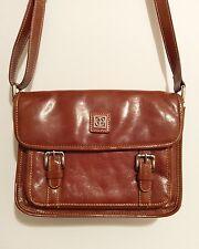 Gianni Bini brown leather purse handbag