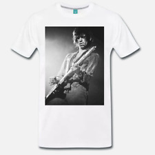 T-SHIRT MAGLIA ROLLING STONES KEITH RICHARDS ROCK SATISFACTION - 1