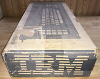 1981 IBM PC 5150 Original Keyboard Vintage EMPTY BOX and FOAM Holders ONLY Rare!