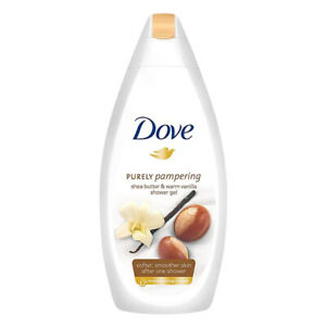 Dove Purely Pampering Shea Butter with Warm Vanilla Body Wash 500ml