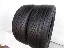 2x Sommerreifen Reifen Uniroyal Rain Sport 3 195/50 R15 82V  DOT0914  Profil 5mm