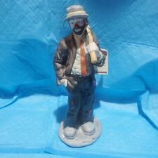 Clown Emmitt Kelly Jr Collectable Figurine                                   107