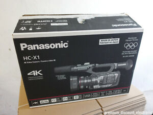 Panasonic HC-X1E Professioneller 4K Ultra HD Camcorder Händler
