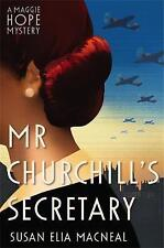 Mr Churchill's Secretary (Maggie Hope), By MacNeal, Susan Elia,in Used but Accep