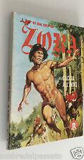 Zora n° 38  del 1983 Nuova Serie ed. Edifumetto