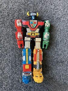 1981 Bandai Toei - Die Cast Voltron Robot Action Figure