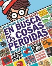 Donde esta Wally? En busca de las cosas perdidas Spanish Edition Donde Esta W