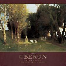 OBERON Mysteries/Big Brother/Anthem 2CD Digipack 2014