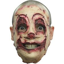 Serial Killer Latex Face Mask 22 Scary Crazy Insane Haunted House  25522