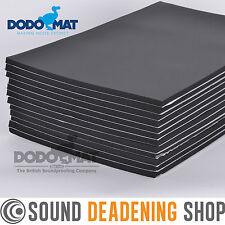 12 Sheets Car Van Sound Proofing Deadening Insulation Closed Cell Foam 10mm