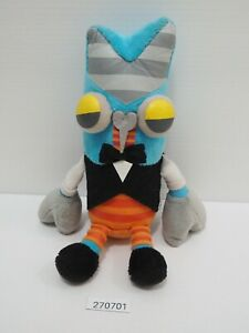 "Ultraman 270701 Monster Kaiju Balton Bartender Bandai Plush 6"" Toy Japan"