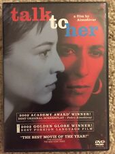 Talk to Her (DVD, 2003)
