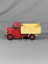 Vtg Dinky Toy Bedford End Tipper Truck 410