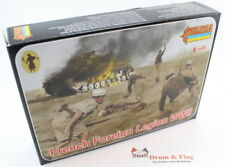 Strelets Set 187 - French Foreign Legion - WW2 - 1/72 Scale Plastic Figures