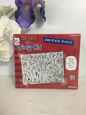 Diary of a Wimpy Kid 200 piece Book One - Red Puzzle Age8+.New Sealed
