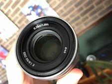 Sony SEL 50 mm F/1.8 E OSS For Sony - Silver