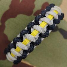 The Queens Regiment BLESMA Inspired Paracord 550 Bracelet