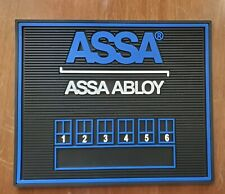 Assa Pinning Mat Great For Locksport Free Shipping