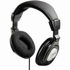 Thomson HiFi Stereo Over-Ear Kopfhörer HED415N Headphones 3,5mm 6,35 Klinke 40mm