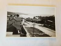 Scene From the Church Tower - Narooma - Vintage Real Photo Postcard