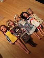 Vintage 1970s Sindy Dolls And Accessories